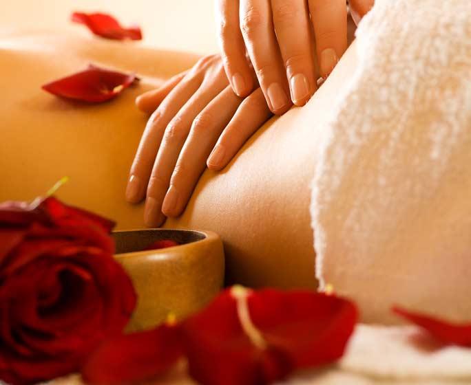 Une spécialiste du massage californien à Montpellier