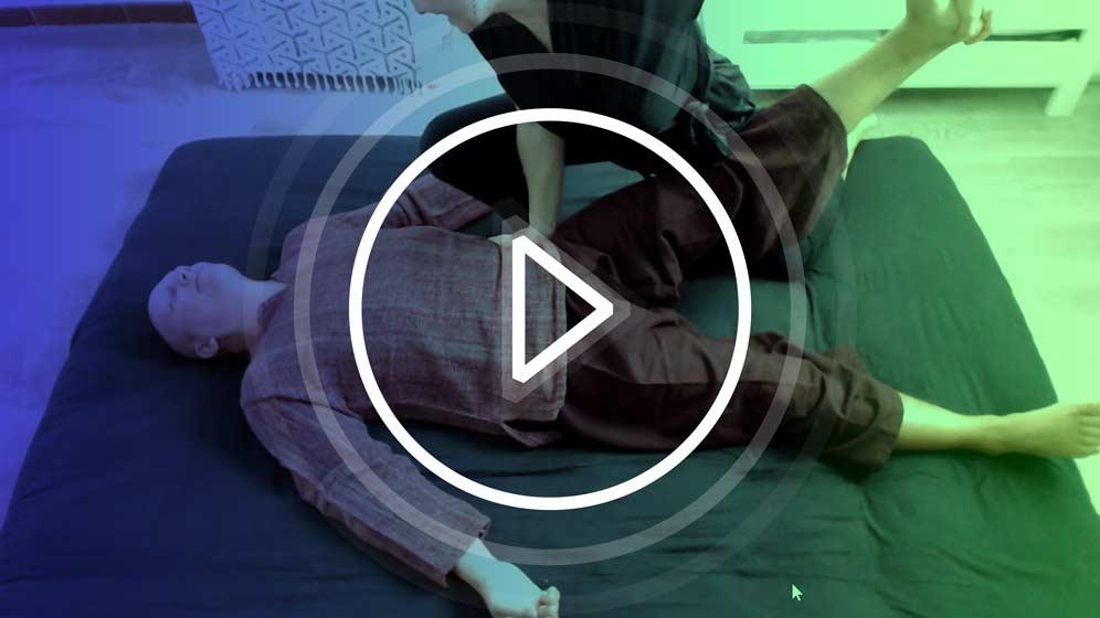 massage thaï par une masseuse certifiée à Montpellier